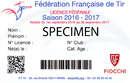 Info licence 2016 / 2017